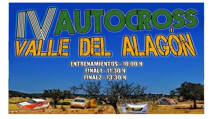 El domingo se celebra el IV Autocross Valle del Alagón