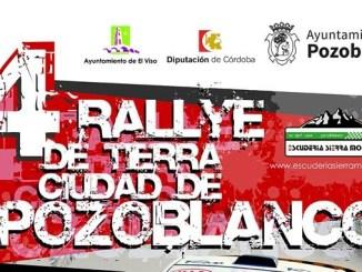 El IV Rallye de Tierra Ciudad de Pozoblanco cierra el nacional con varios vehículos extremeños