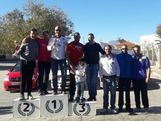 Caballero cierra el regional con victoria en el I Slalom de Malpartida de Plasencia