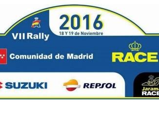Varios vehículos extremeños en el VII Rallye Comunidad de Madrid - RACE