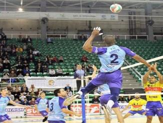 El Voleibol Electrocash Cáceres juega este fin de semana ante el Vecindario