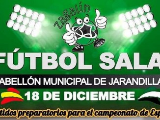 Jarandilla Banco de pruebas para las Selecciones de Fútbol Sala