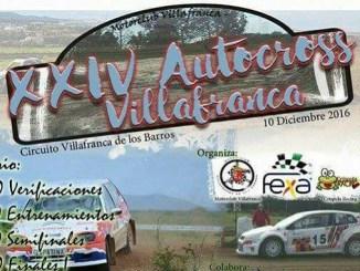 El regional pone el punto y final con el XXIV Autocross Villafranca