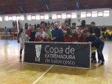 04 ADEPLA GASTROBAR CÁPARRA Campeón de la Copa de Extremadura
