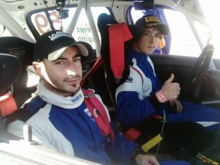 Alberto Espino y José Javier Pérez