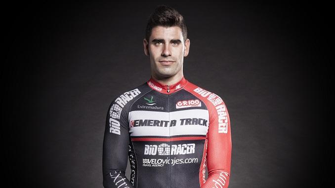 Cristian Galván del Extremadura Bio Racer, correrá la Challenge de Mallorca