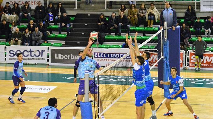 Dolorosa derrota del Electrocash Extremadura por 2-3 aante Melilla