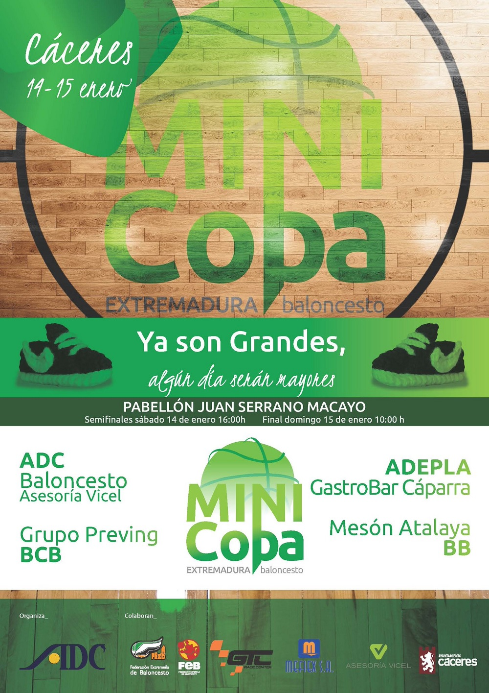Mini Copa de Extremadura
