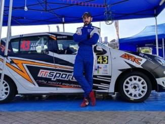 Repasando la trayectoria del copiloto Alberto Espino