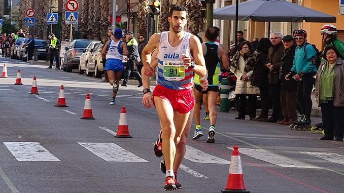 Juan Luis González consigue el décimo tercer puesto en el Campeonato de España de Maratón