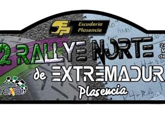El 32º Rallye Norte de Extremadura va tomando forma