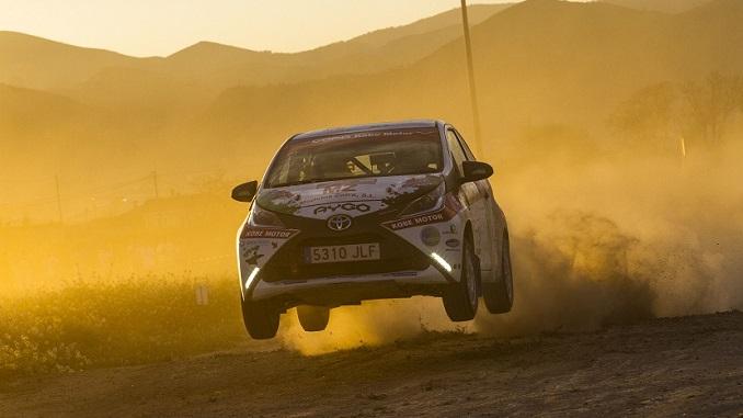 Extremadura Rallye Team en la Copa Kobe Motor