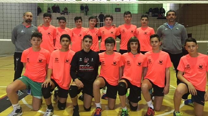 Jornadas de Tecnificación de la Federación Extremeña de Voleibol