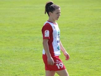 Marta Rubio es nombrada Mejor Jugadora de la Jornada 23 en la Liga Iberdrola