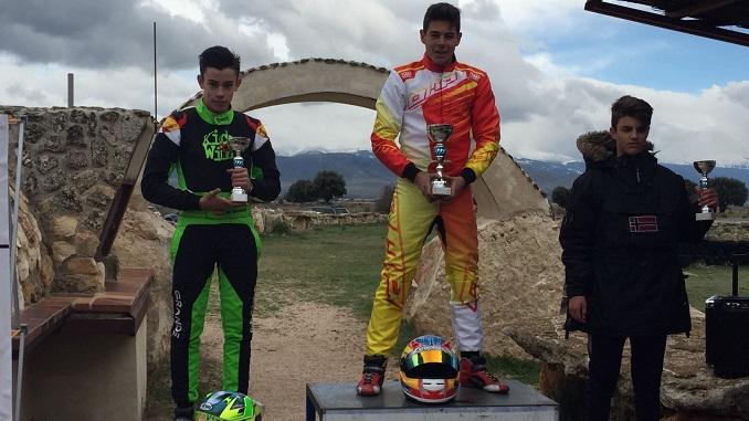 Miguel Grande también brilla en Segovia