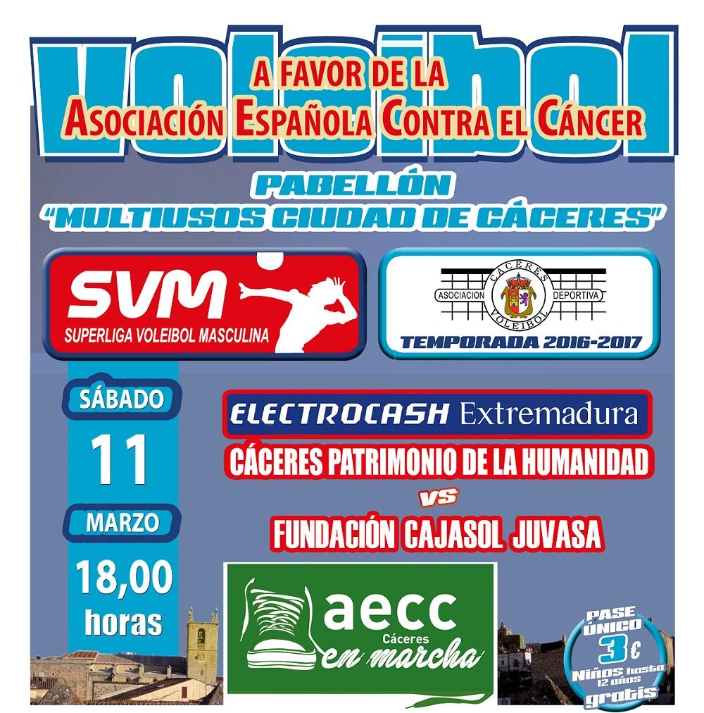Partido - Extremadura jugará a favor de la lucha contra el cáncer