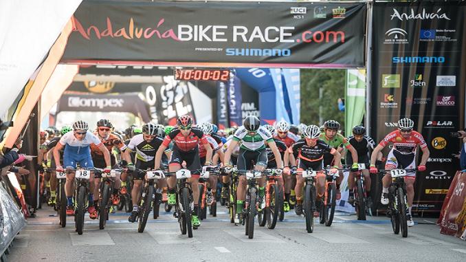 Resumen de la participación del Extremadura Ecopilas en la Andalucía Bike Race