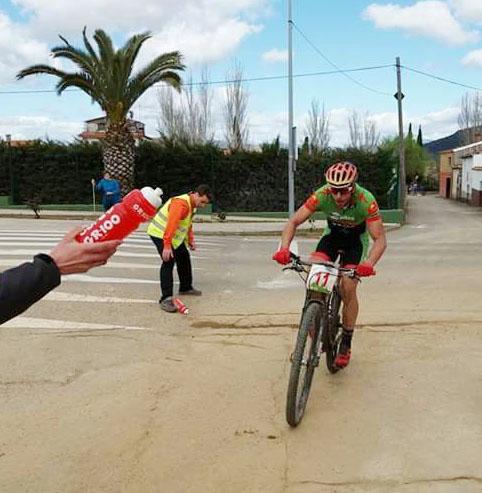 Alberto Trujillo finaliza segundo en Montehermoso (Cáceres)