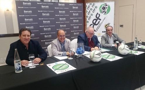 01 Campeonato de España de Selecciones de Fútbol Sala Infantil