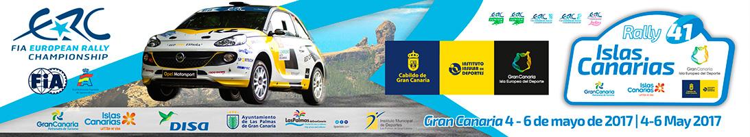 41 Rallys Islas Canarias