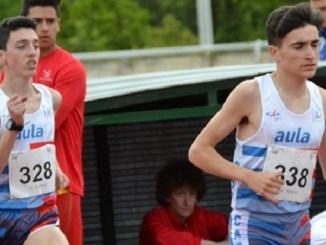 80 Atletas del Capex competirán este fin de semana en Sevilla, Brenes, Cáceres y Madrid