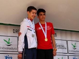 El Capex consigue tres medallas en el Campeonato de Extremadura de Marcha
