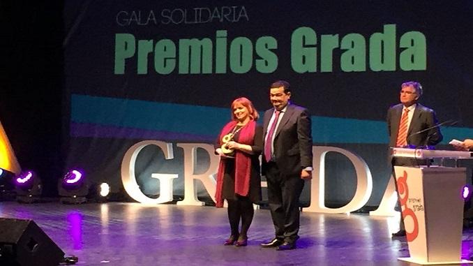 Grada reconoce el Emprendimiento Social de Patrocina un Deportista
