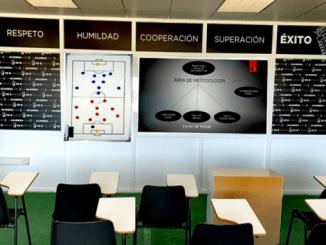 La Academia del Club Deportivo Badajoz crea un Aula de Metodología