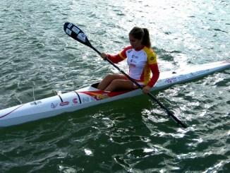 Estefanía Fernández participará en la prueba de la Copa del Mundo de Piragüismo de Montemor (Portugal)