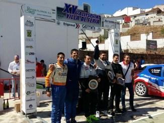 Noriego y Canelo vencedores del XV Rallysprint Villa de Feria