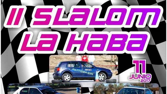 El domingo se celebra el II Slalom La Haba. Segunda cita del regional de la especialidad