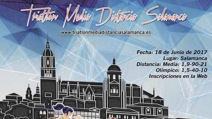Triatlón de Media Distancia de Salamanca