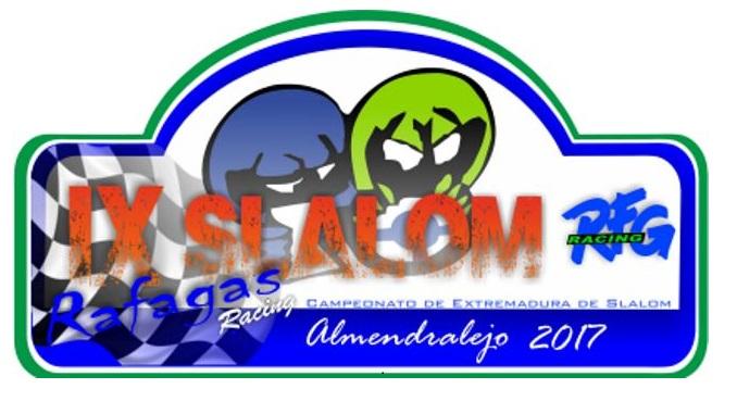 El sábado se disputa el IX Slalom Rafagas Racing