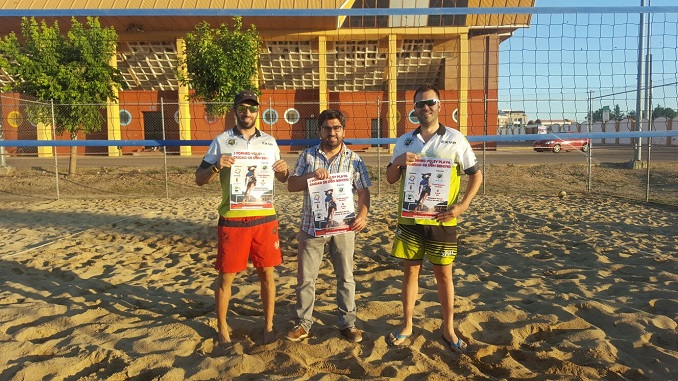 I torneo voley playa de Don Benito