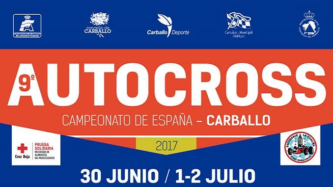 Nueva cita del nacional de Autocross en el IX Autocross de Carballo