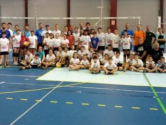 Jornada de Clausura de la Escuela de Voleibol