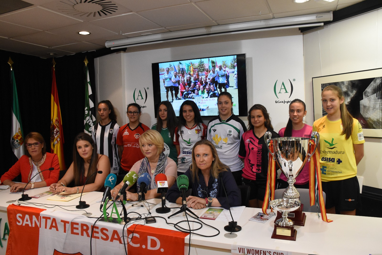 Presentacion Womens Cup 2017 1