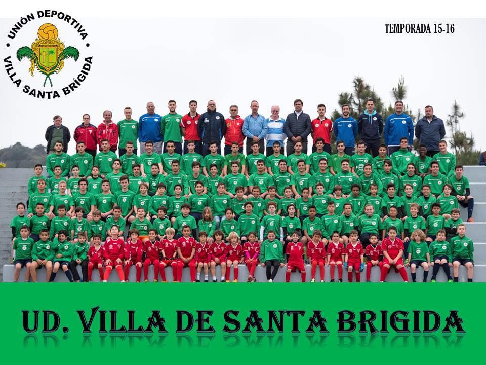 Unión Deportiva Villa de Santa Brígida Temporada 2015-2016