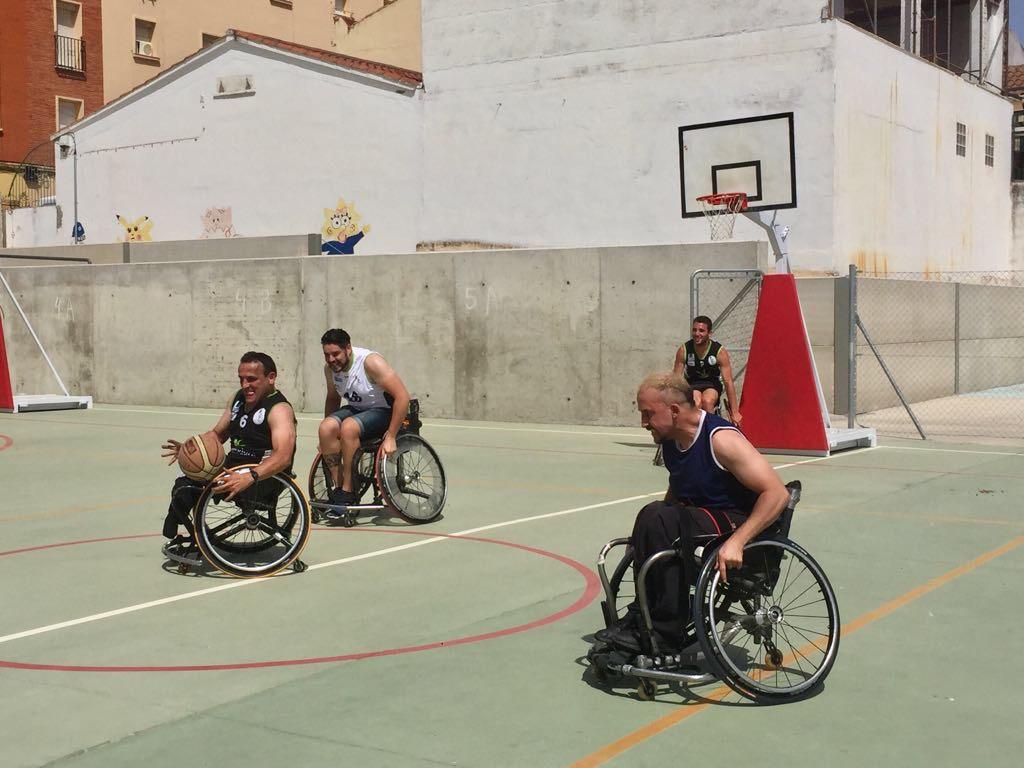 Deporte e integración en las jornadas del CEIP Nuestra Señora de Bótoa + Partido en Campo Maior (2)