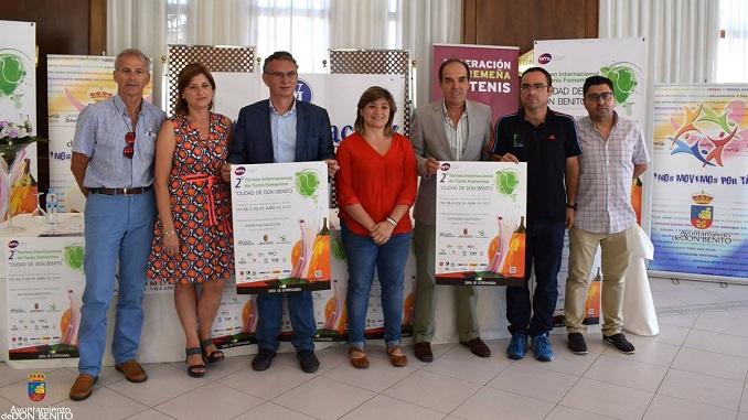 II Torneo Internacional Femenino de Tenis Ciudad de Don Benito
