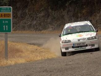 Montes y Collado se embarcan en el XXVI Rallye de Talavera