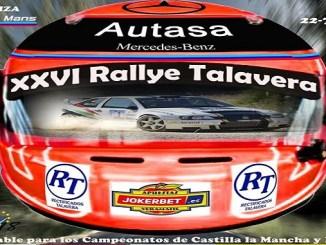 Presencia extremeña en el XXVI Rallye de Talavera