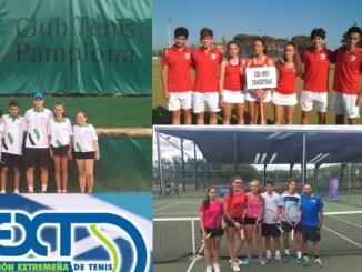 campeonatos de España individual alevín y cadete por equipos