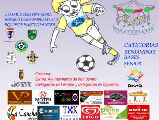 Desde el Femenino Don Benito Balompié A.D. queremos invitarles al III Dia del Fútbol Femenino, y con ello agradeceros vuestra colaboración y apoyo que recibimos