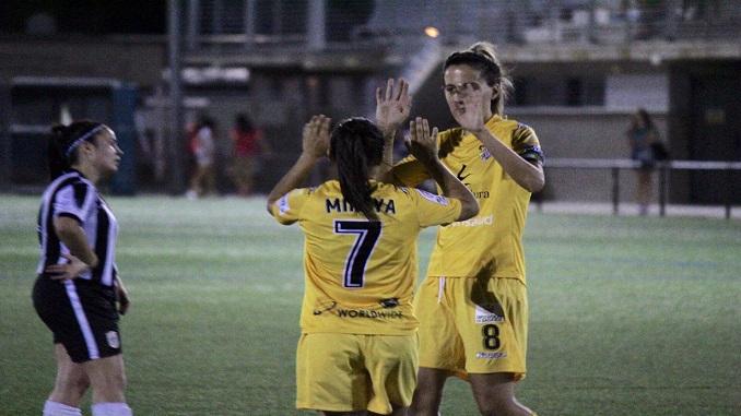 El Santa Teresa Badajoz pasa a la final de Copa Federación tras vencer al CD Badajoz