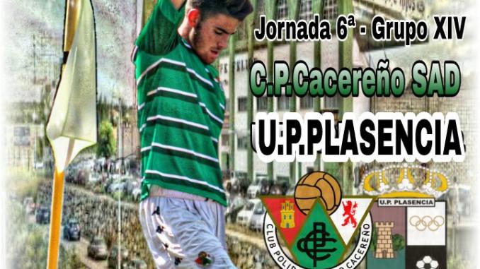 'Juego de Tronos' en el derbi entre Cacereño y UP Plasencia