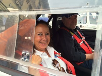 Concha Velázquez, una copiloto con licencia extremeña que formará dupla con el presidente de la Feder