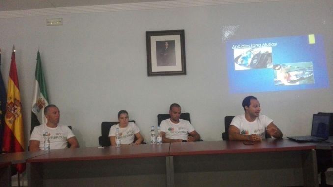 Elena Ayuso, presente en el Clinic de Alange