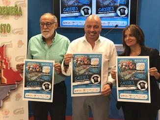 La Plaza Mayor de Cáceres se llenará el sábado de canastas