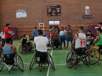 Un renovado Mideba Extremadura inicia los entrenamientos con caras nuevas